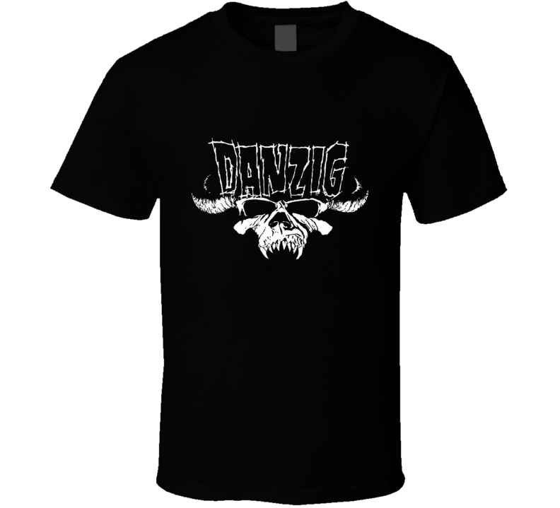 Danzig American heavy metal band T Shirt
