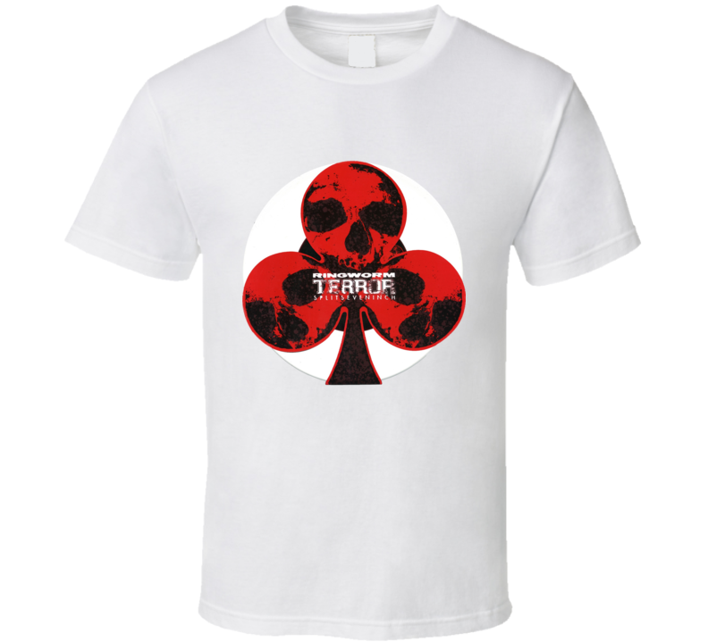 terror album covers ringworm hardcore music T Shirt