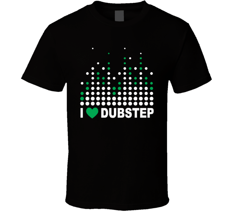 Heart Dubstep T Shirt