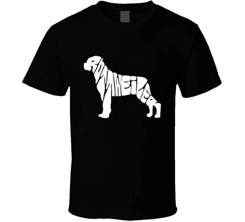 Rottwieler T Shirt