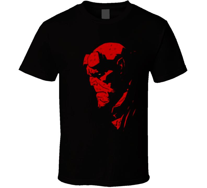 Hellboy Anung Un Rama T Shirt