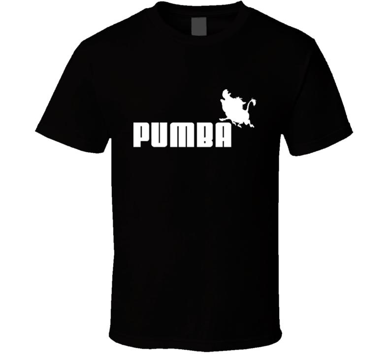 Pumba Lion king parody funny T Shirt