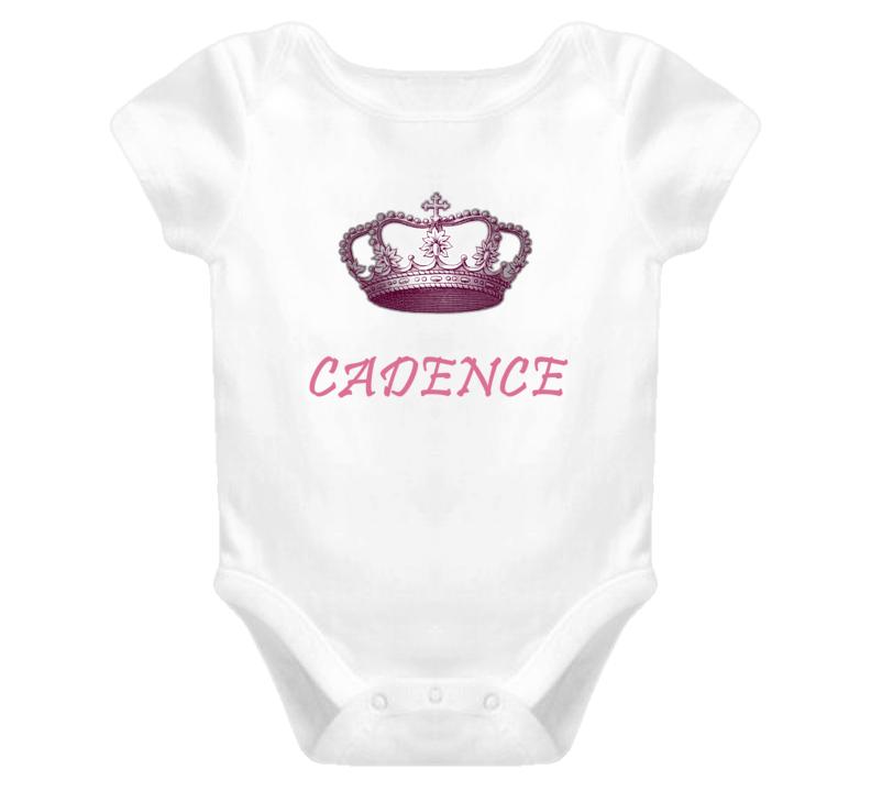 Cadence Queen Princess Royalty Baby One Piece