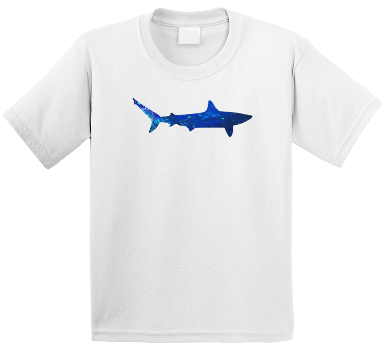 Underwater Fishes Animal Sea Life Lover Shark Week Tv Show Fan Kids T Shirt