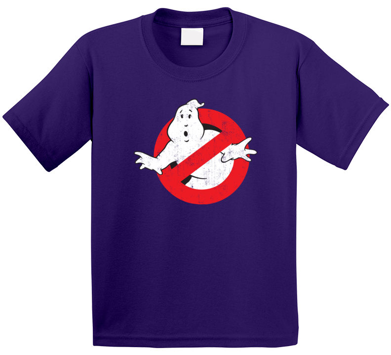 Ghost Busters Logo The  Goldbergs 80s Retro Tv Show Character Fan Kids T Shirt