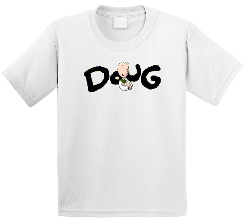 Doug Best Kids Tv Shows T Shirt