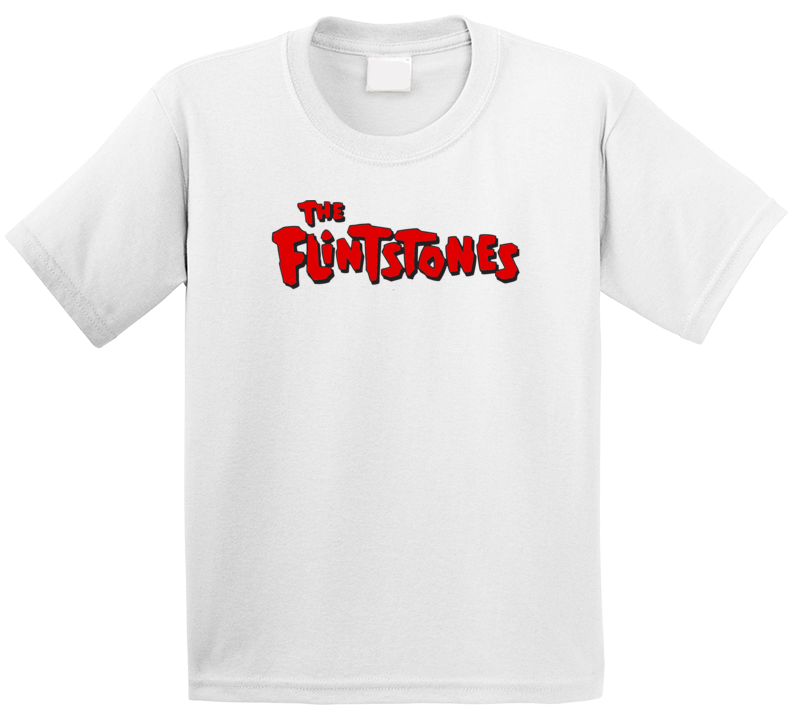 The Flintstones Best Kids Tv Shows T Shirt