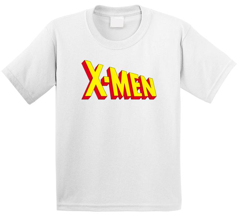 X Men Best Kids Tv Shows T Shirt