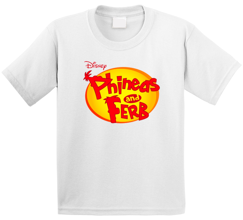 Phineas And Ferb Best Kids Tv Shows T Shirt