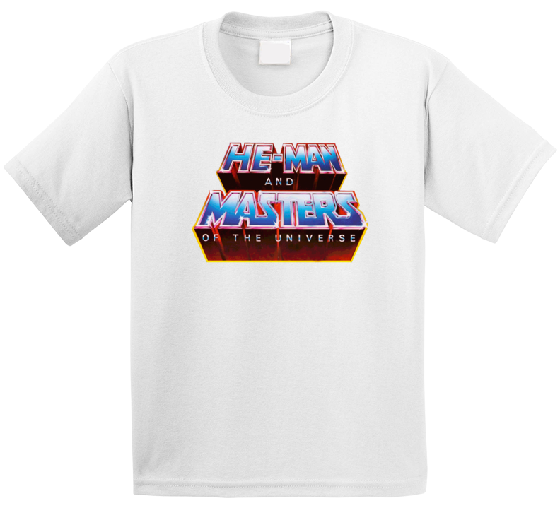 He Man And Masters Of The Universe Best Kids Tv Shows T Shirt