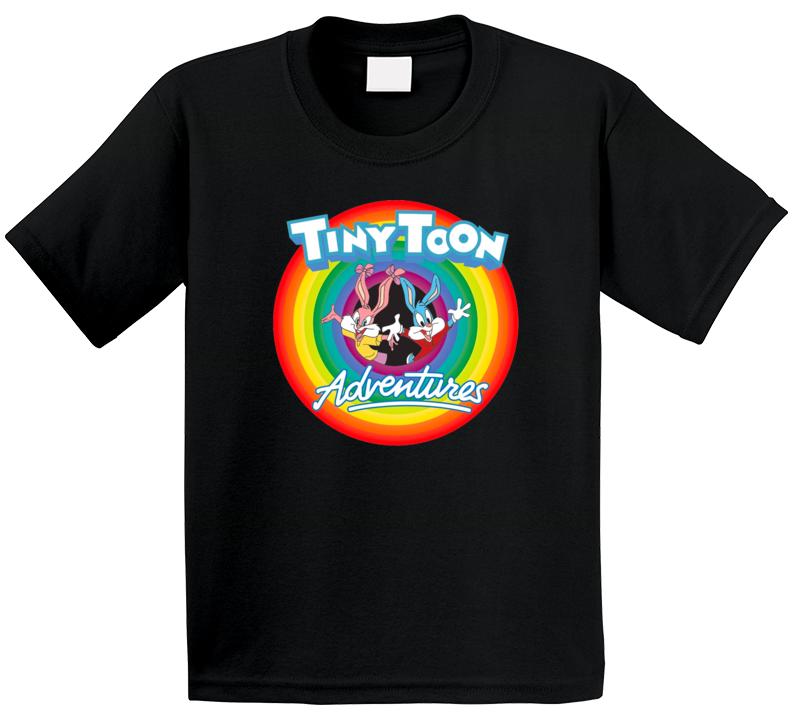 Tiny Toon Adventures Best Kids Tv Shows T Shirt