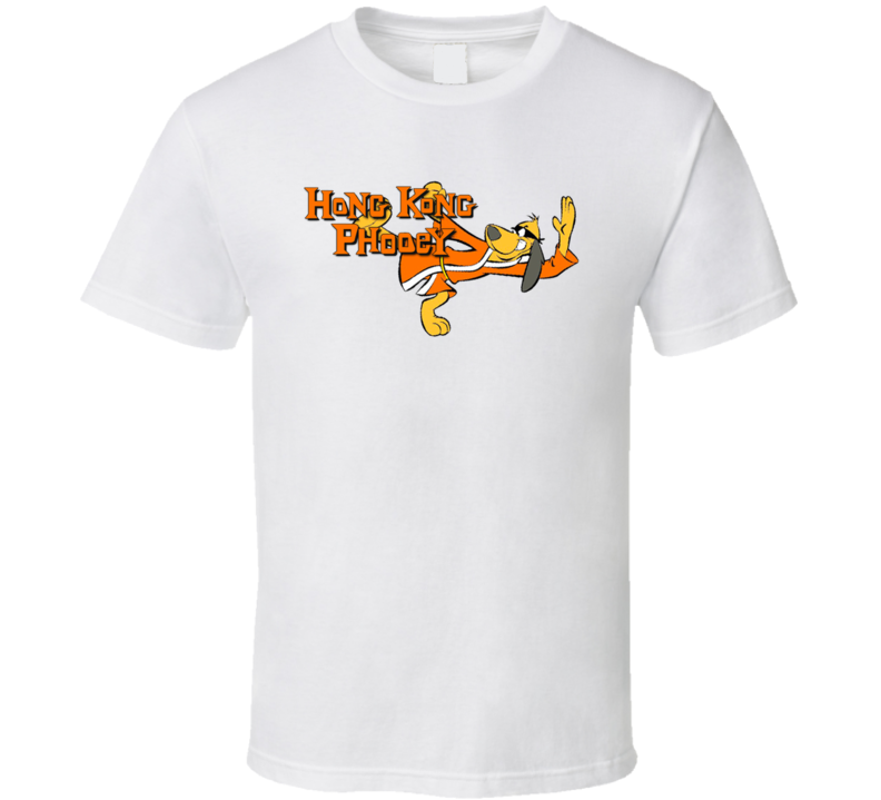 Hong Kong Phooey Best Kids Tv Shows T Shirt