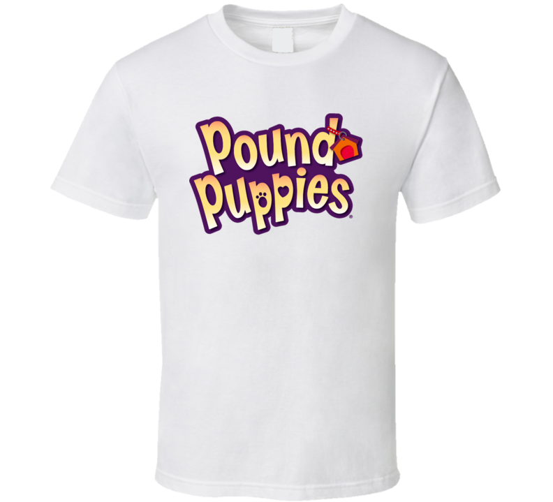 Pound Puppies Best Kids Tv Shows T Shirt