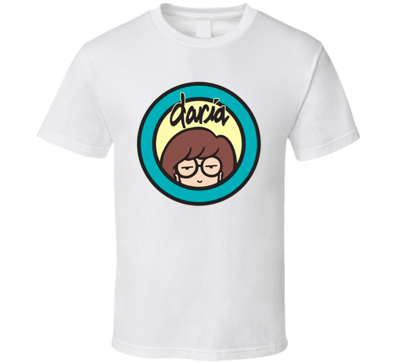 Daria Best Kids Tv Shows T Shirt