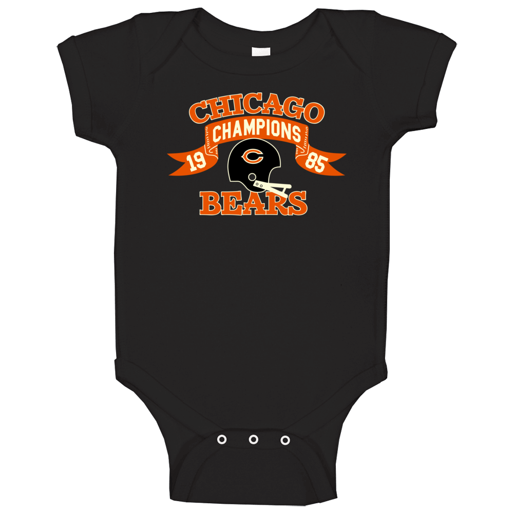 Super Bowl Xx 20 1985 Chicago Football Baby One Piece