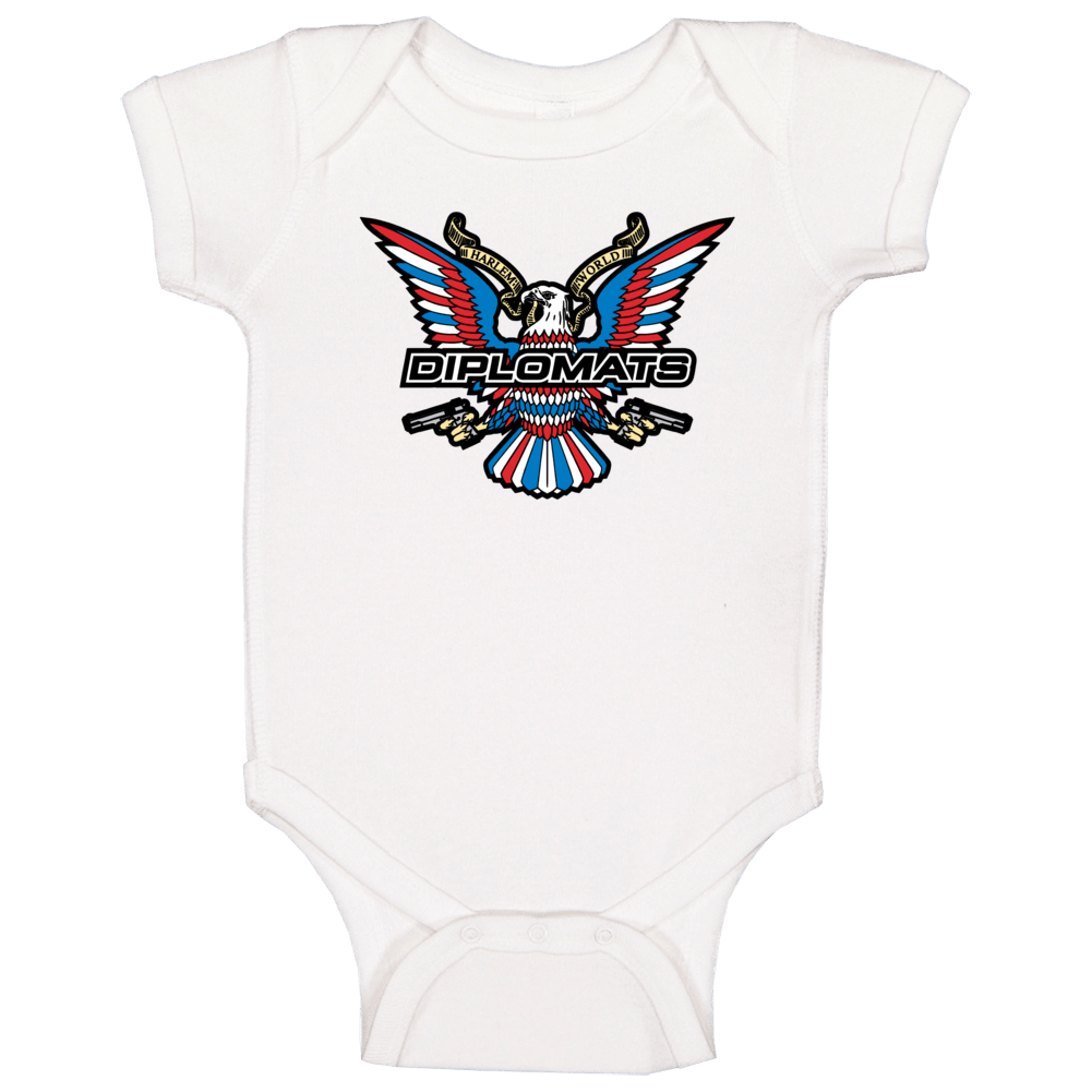 Dipset Diplomats Popular 90s Hip Hop Group Music Lovers Baby One Piece