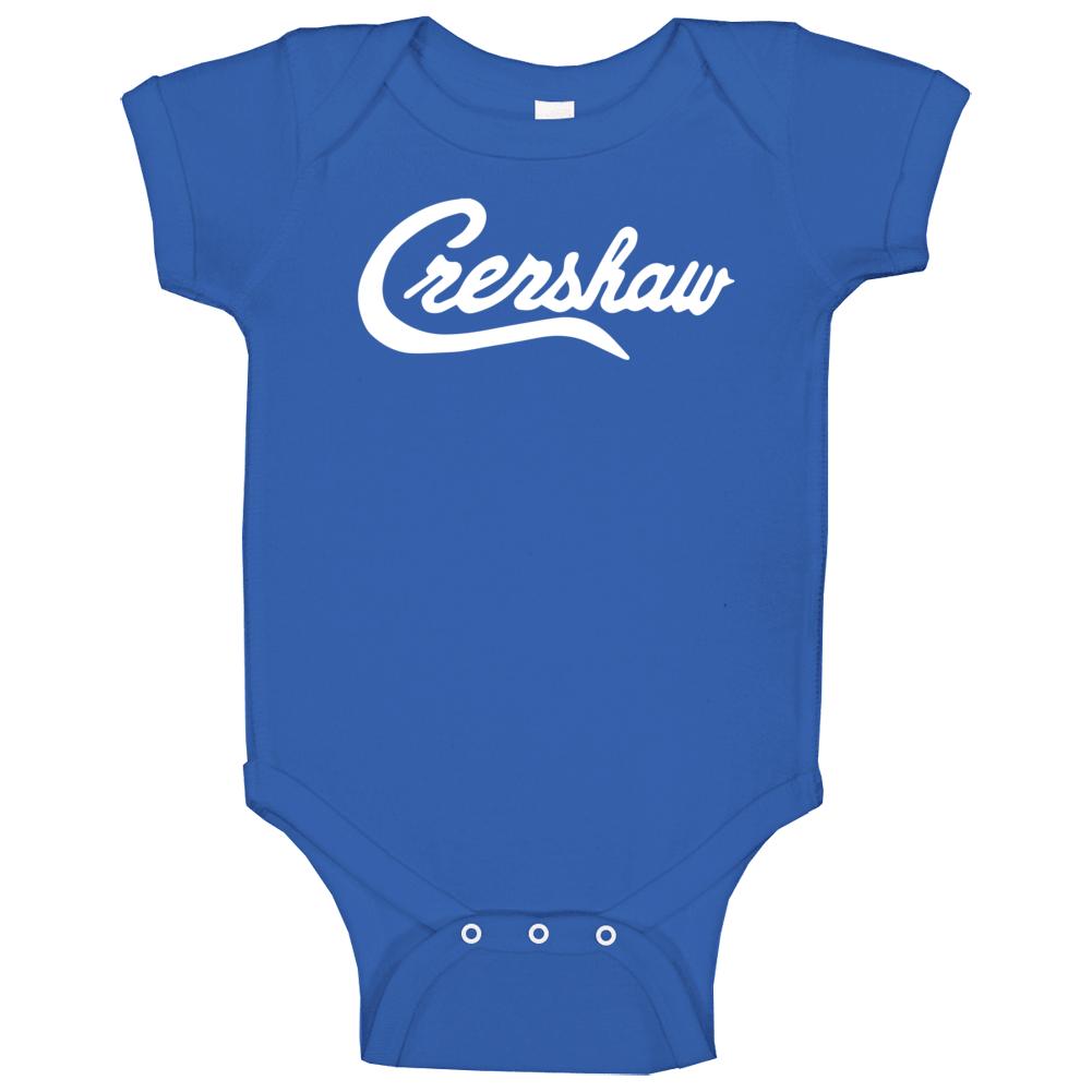 Crenshaw Logo Nipsey Hussle Rapper Fan Inspired Baby One Piece
