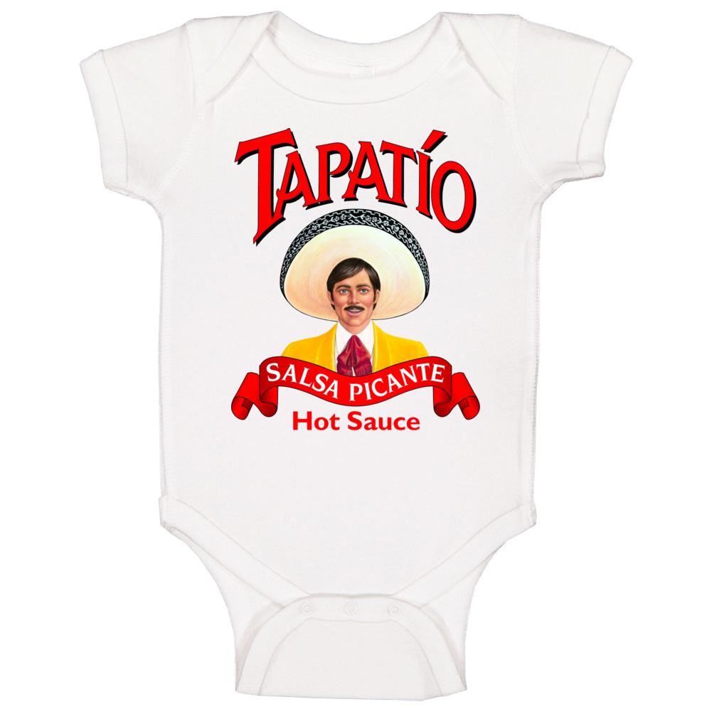 Tapatio Hotsauce Logo Baby One Piece