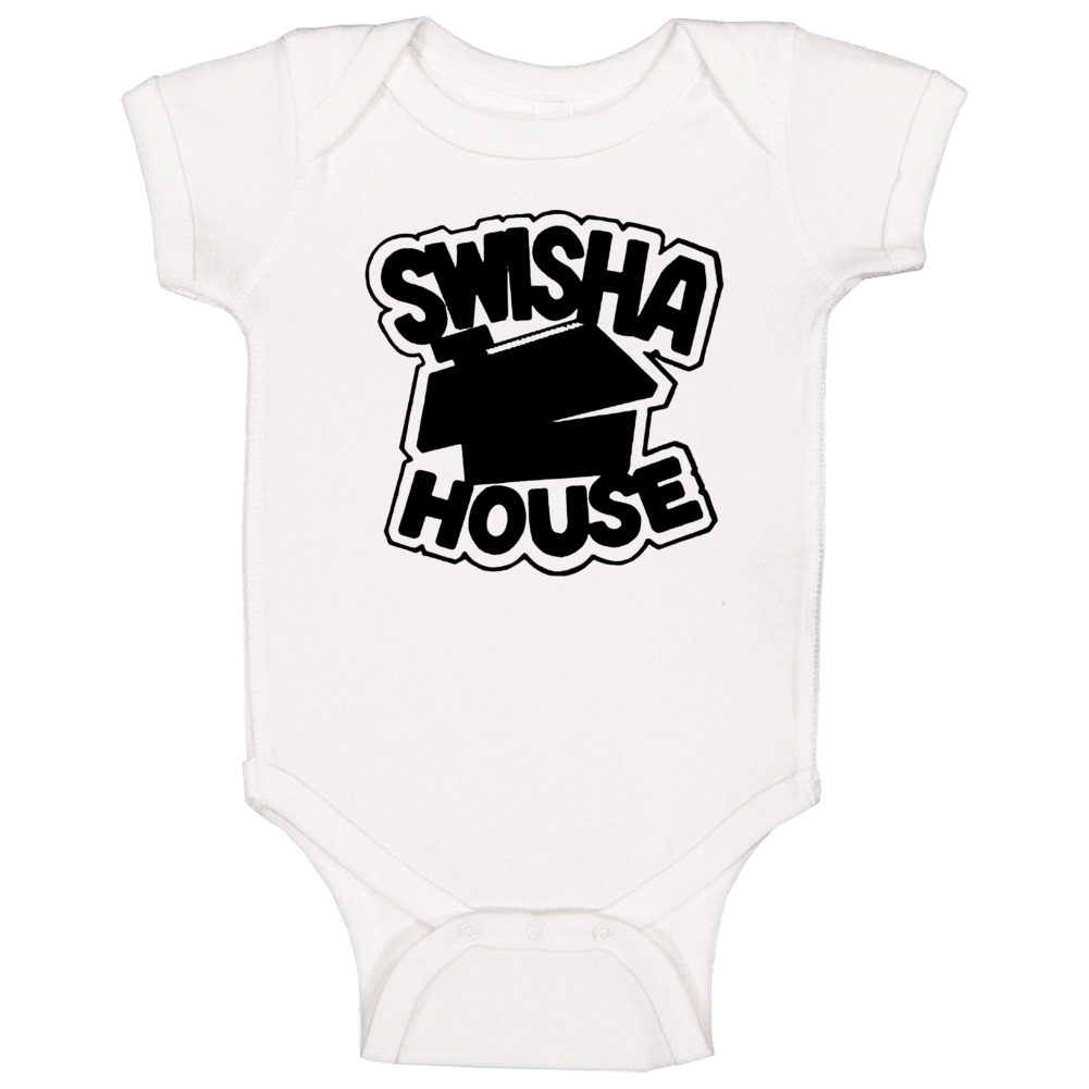 Swishahouse Hip Hop Record Label Music Lovers Baby One Piece
