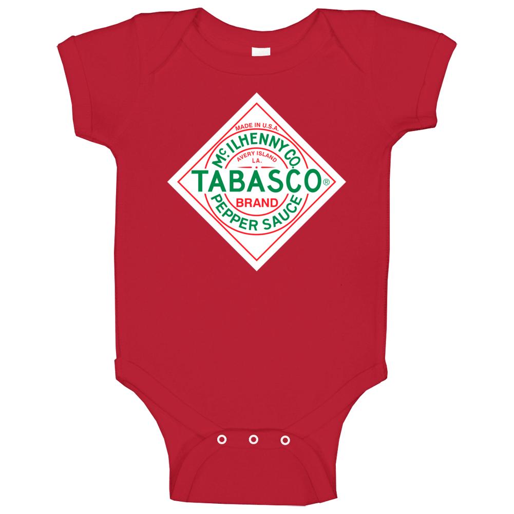 Mcilhenny Tabasco Sauce Halloween Costume Baby One Piece