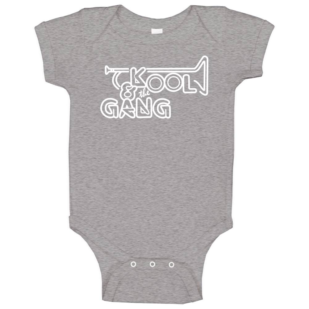 Kool And The Gang 80s Music Baby One Piece