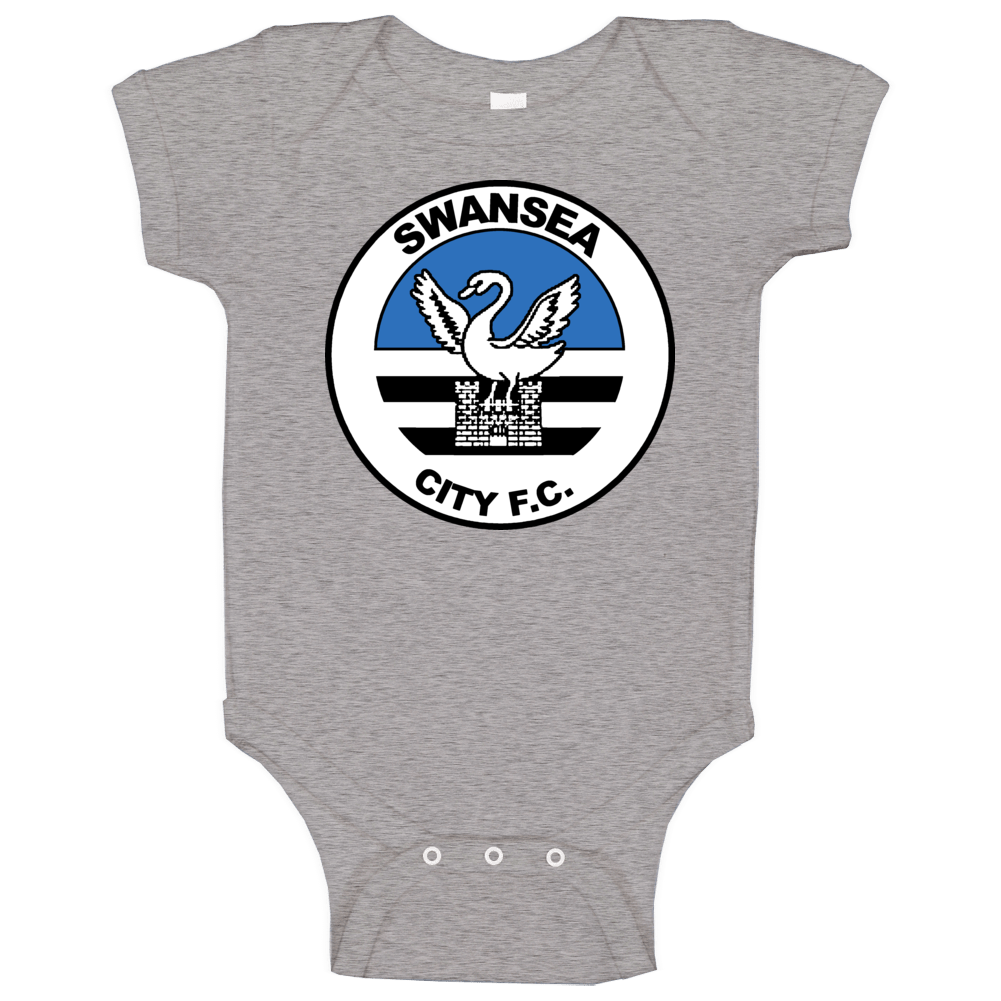 Swansea City Football Club Soccer Baby One Piece