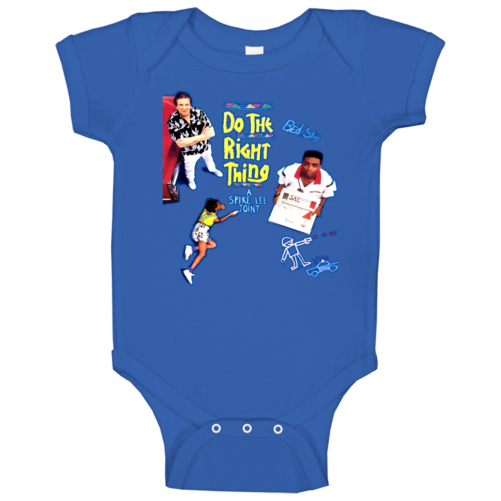Do The Right Thing Movie Spike Lee  S1 Baby One Piece