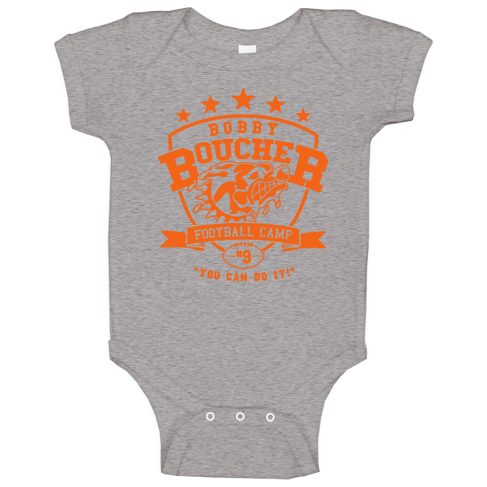 The Waterboy Bobby Boucher Football Camp Baby One Piece