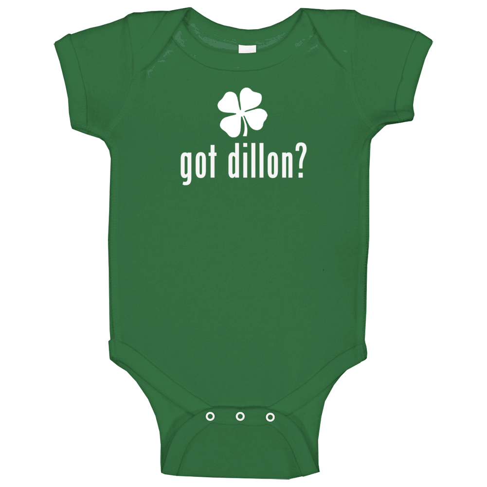 Dillon Got Ireland Irish St Patrick Day Ireland Baby One Piece