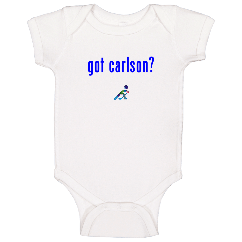 John Carlson United States  Got Hockey Baby One Piece