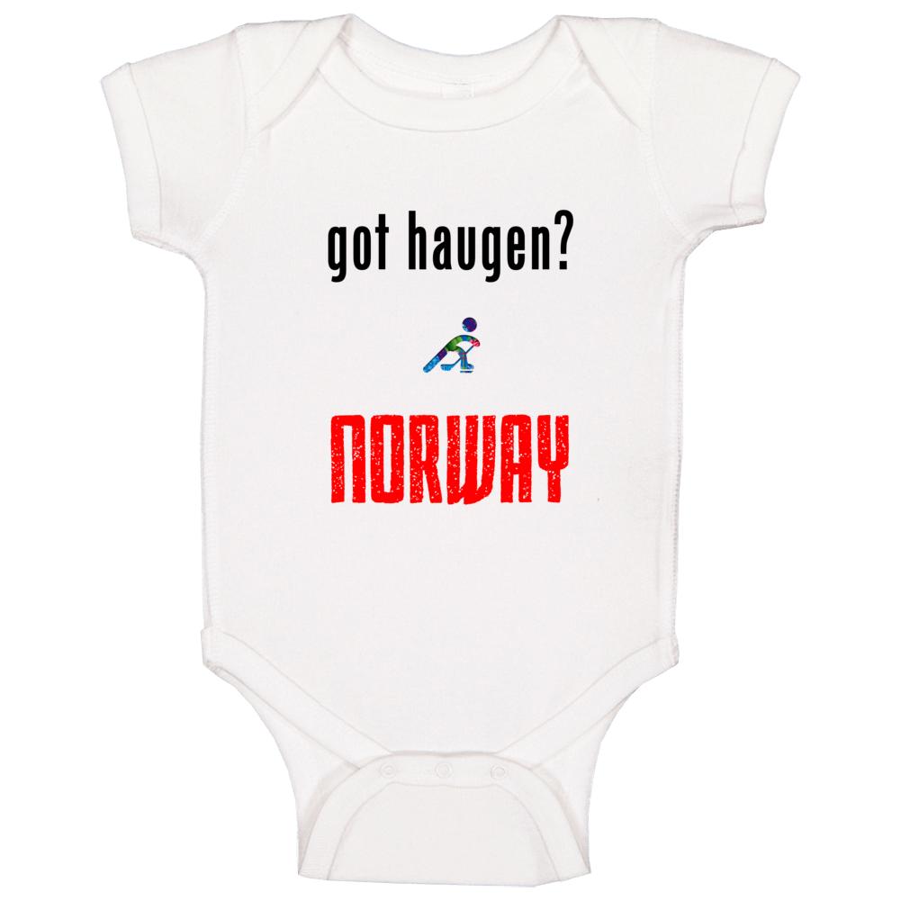 Lars Haugen Norway Got Hockey Baby One Piece
