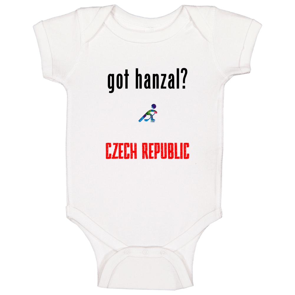 Martin Hanzal Czech Republic Got Hockey Baby One Piece