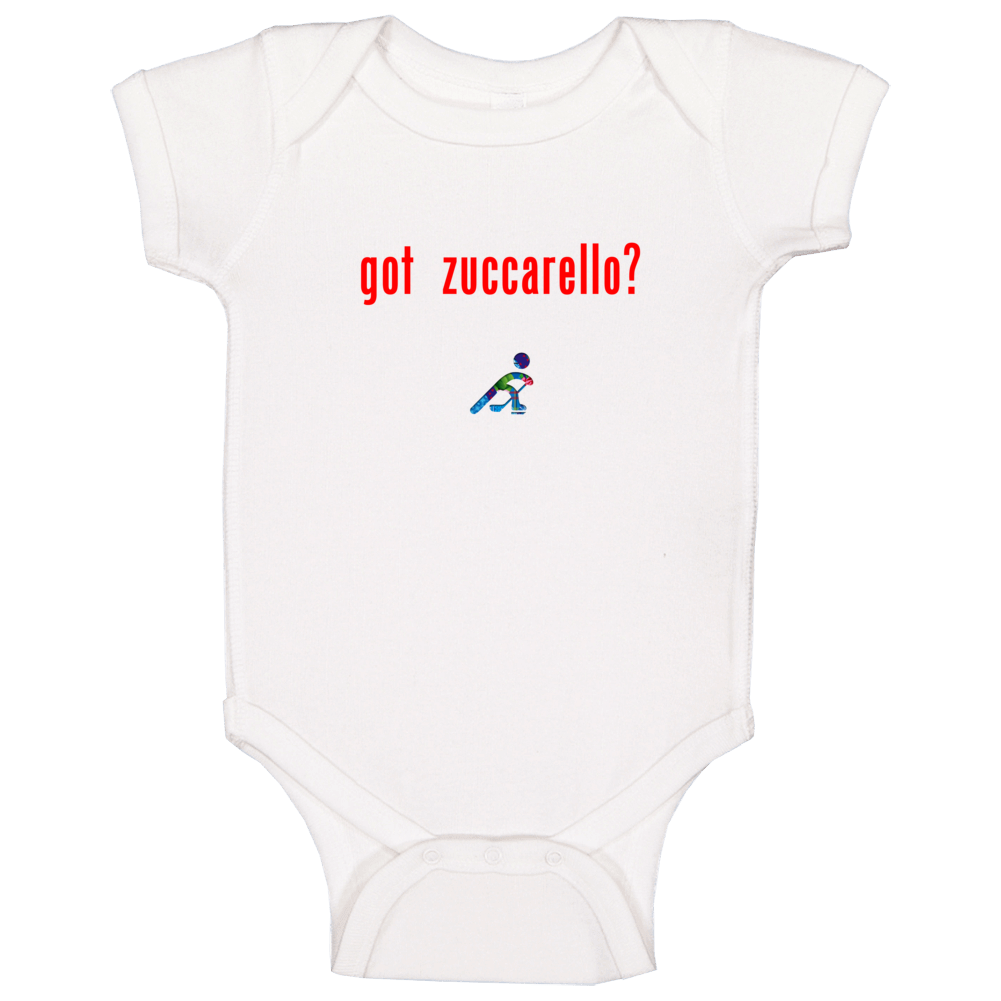 Mats Zuccarello Norway Got Olympic Hockey Baby One Piece