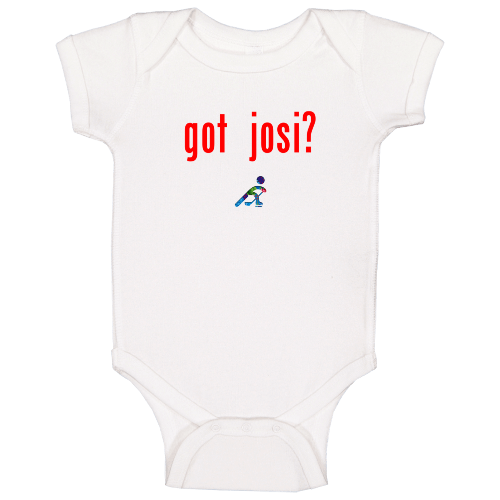 Roman Josi Switzerland Got Olympic Hockey Baby One Piece