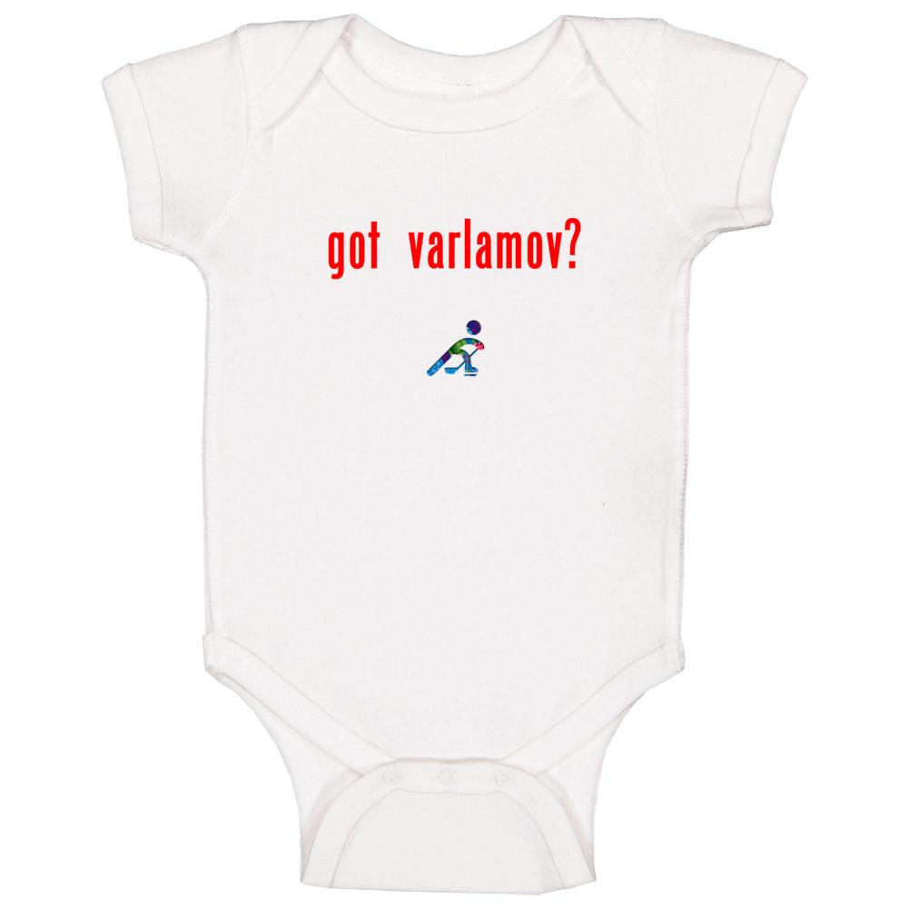 Semyon Varlamov Russia Got Olympic Hockey Baby One Piece
