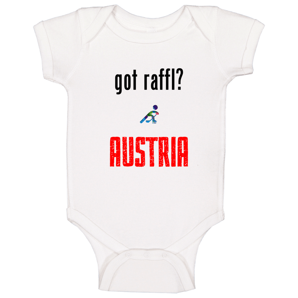 Thomas Raffl Austria Got Hockey Baby One Piece