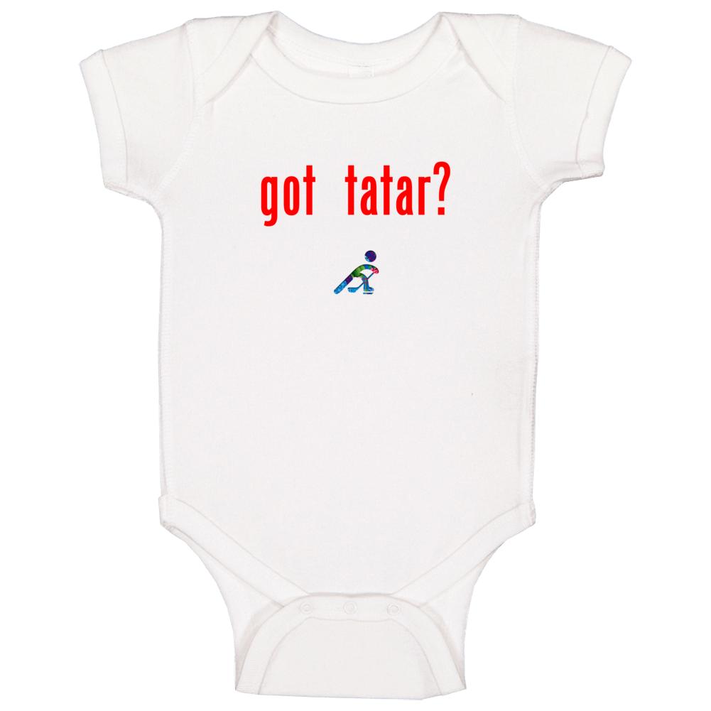 Tomas Tatar Slovakia Got Olympic Hockey Baby One Piece