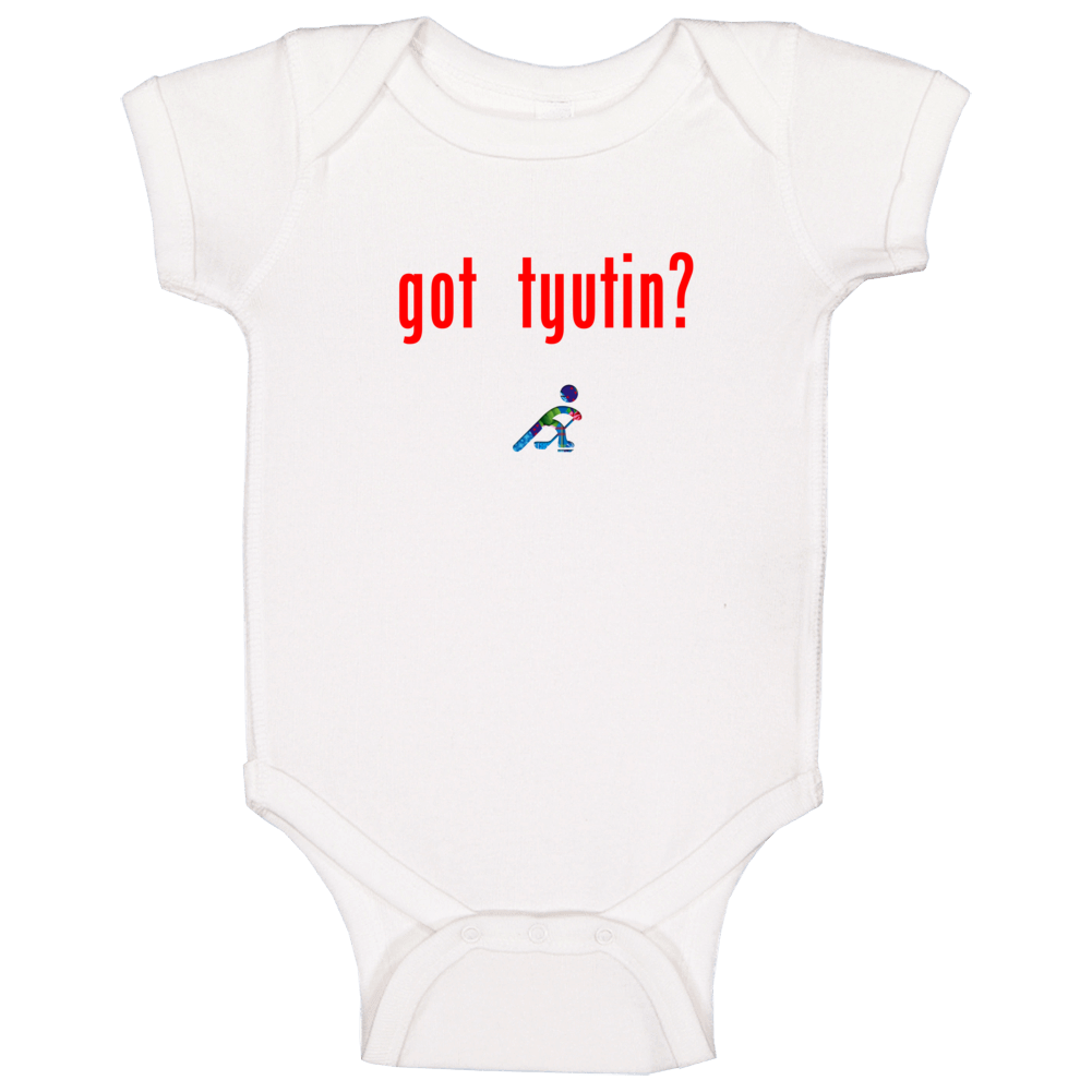 Fedor Tyutin Russia Got Olympic Hockey Baby One Piece