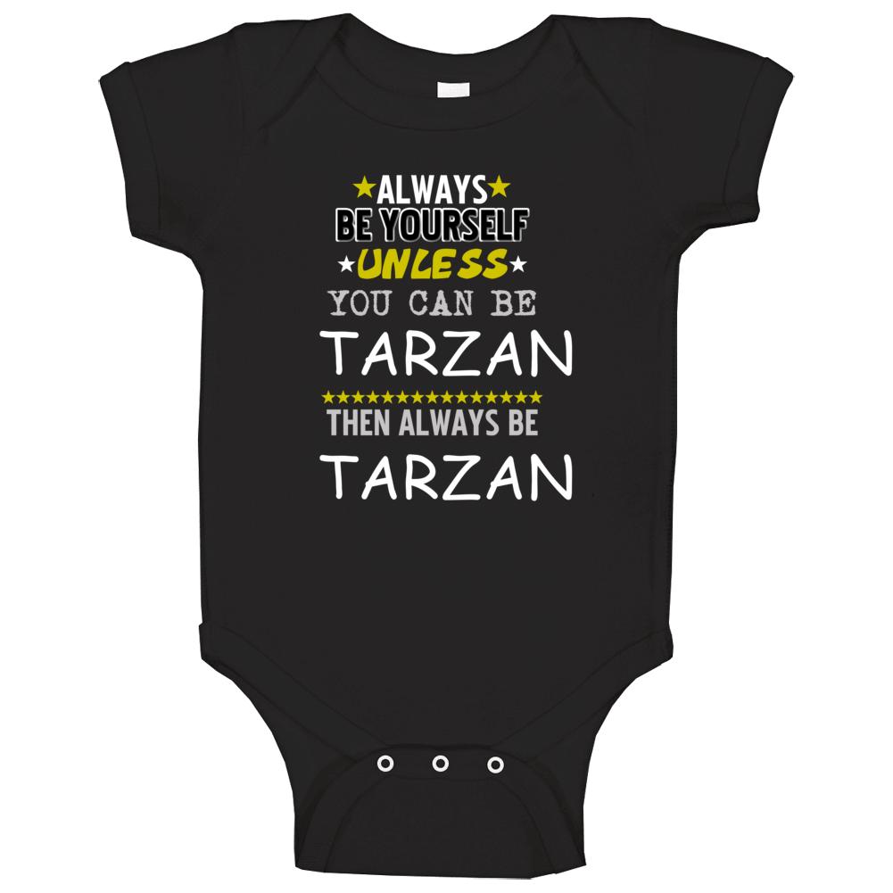 Tarzan Tarzan Franchise Johnny Weissmuller  Always Be Baby One Piece