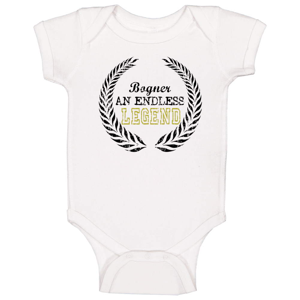 Bogner An Endless Legend Trending Last Name Baby One Piece