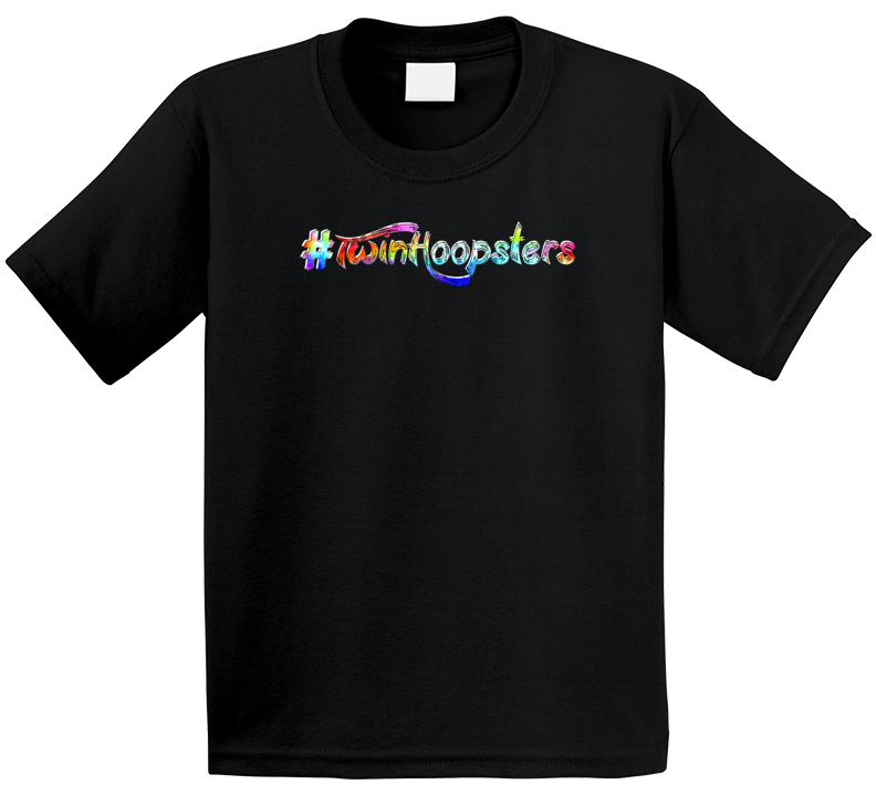 #twinhoopsters T Shirt
