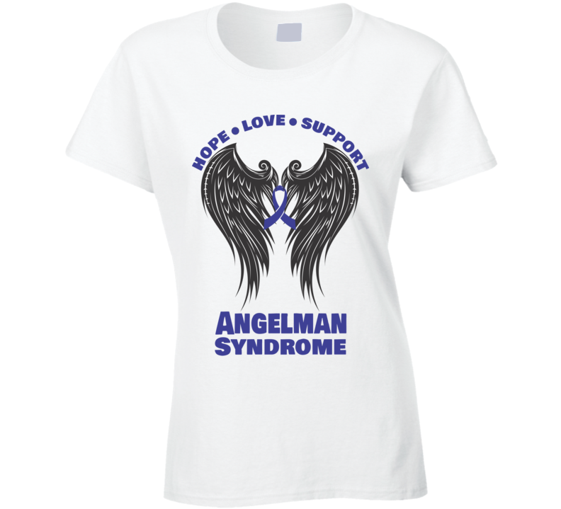 Angelman Syndrome T Shirt