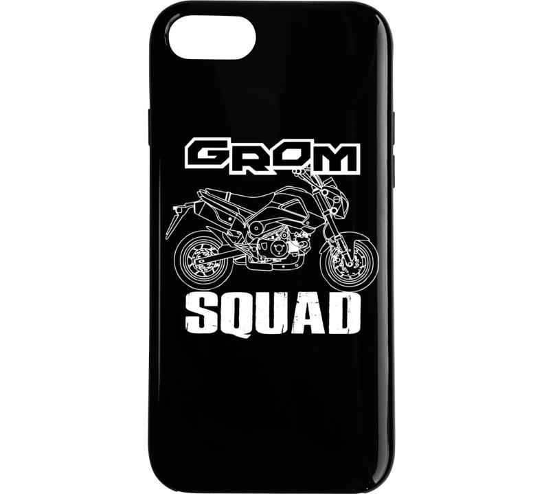 Grom Squad - Honda Grom - Phone Case
