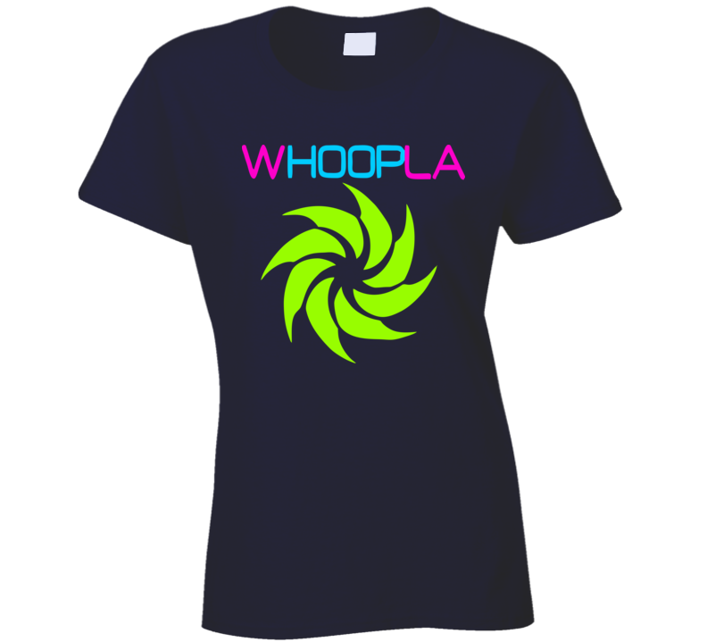 Womans - Hula Hoop Dance - WHOOPLA T Shirt