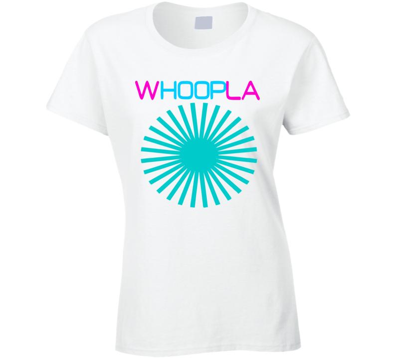 Womans - Hula Hoop Dance - Whoopla T Shirt