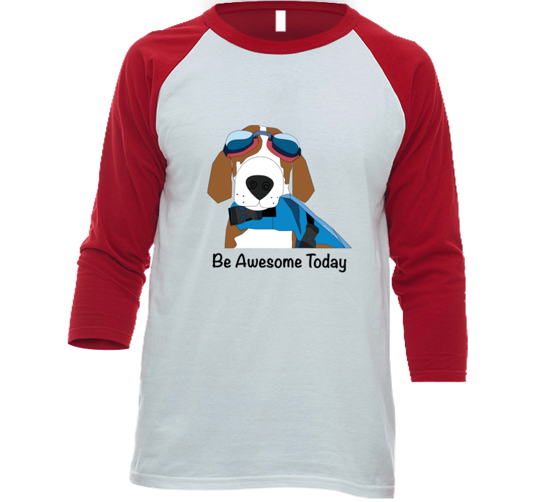 Be Awesome Today. 0702 T Shirt