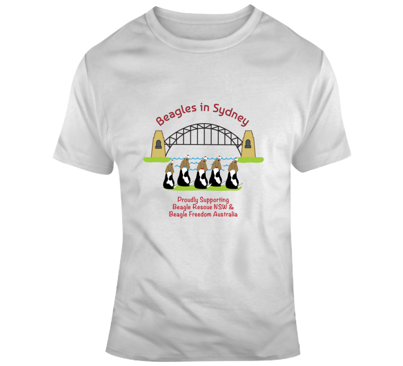 Custom Sydney Beagles T Shirt