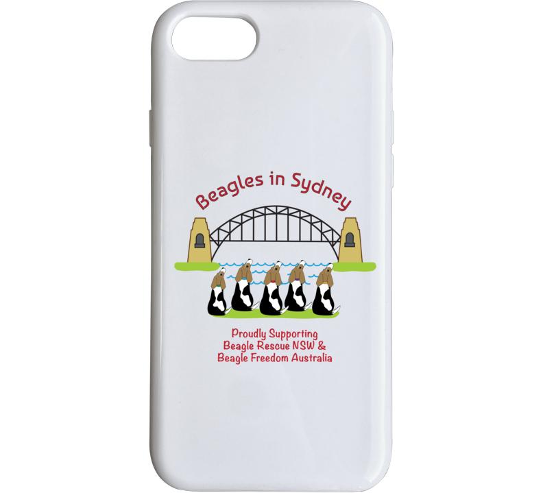 Custom Sydney Beagles Phone Case
