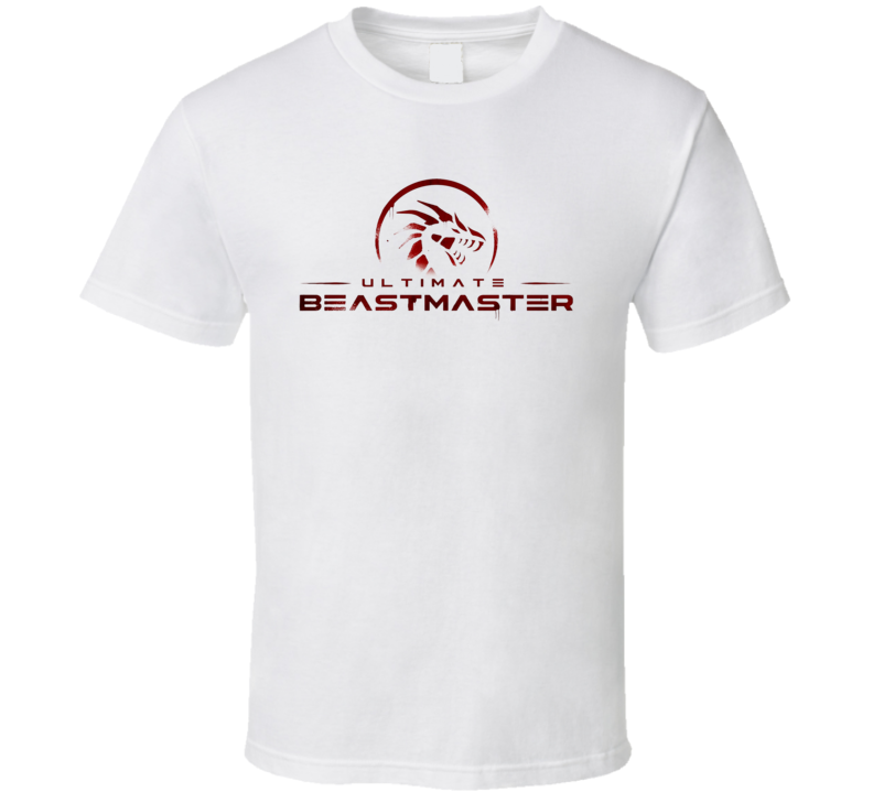 Ultimate Beastmaster Netflix Original Fan T Shirt