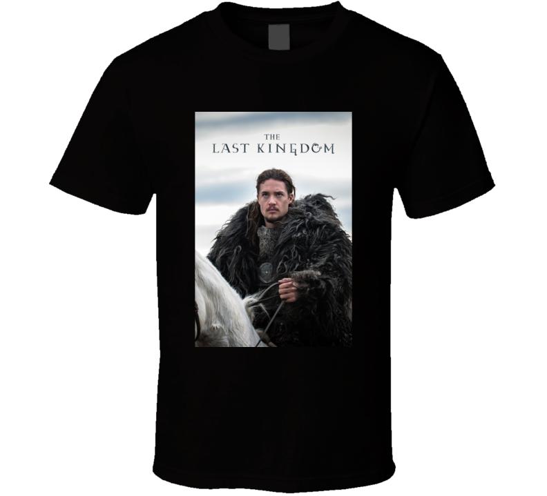 The Last Kingdom Netflix Original Fan T Shirt